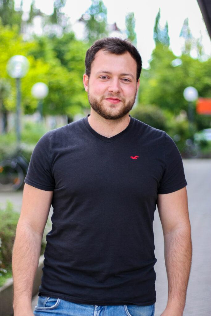 Foto: Nico Heitz, Beisitzer GRÜNE JUGEND Bayern